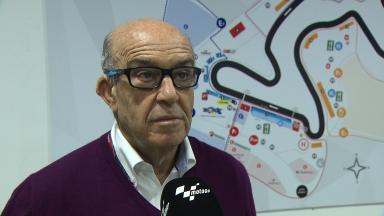 Carmelo Ezpeleta sobre el futuro de MotoGP™
