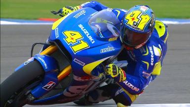 MotoGP™クラス-フリー走行2-ハイライト