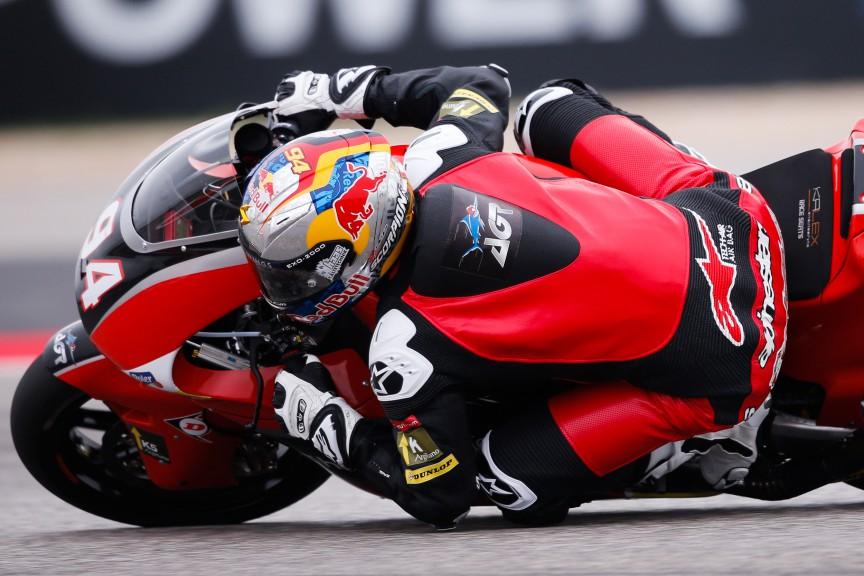 Jonas Folger, AGR Team, ARG FP1