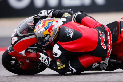 Folger in Moto2™  FP1 vor Rabat & Baldassarri