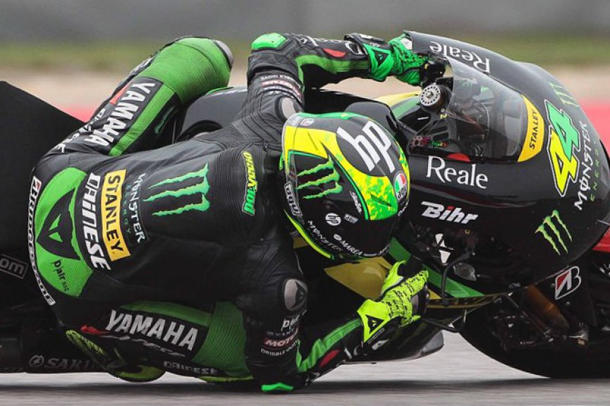 Pol Espargaro, Monster Yamaha Tech 3, ARG FP2