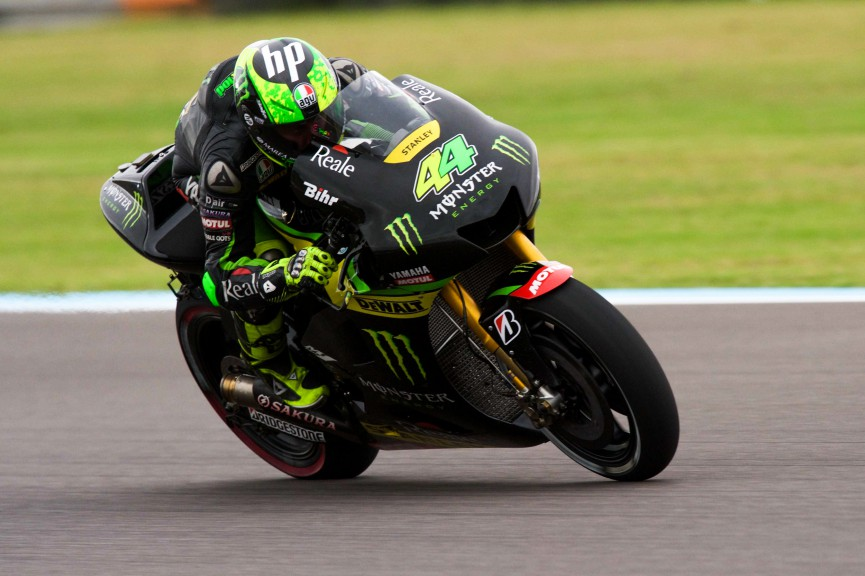 Pol Espargaro, Monster Yamaha Tech 3, ARG FP2