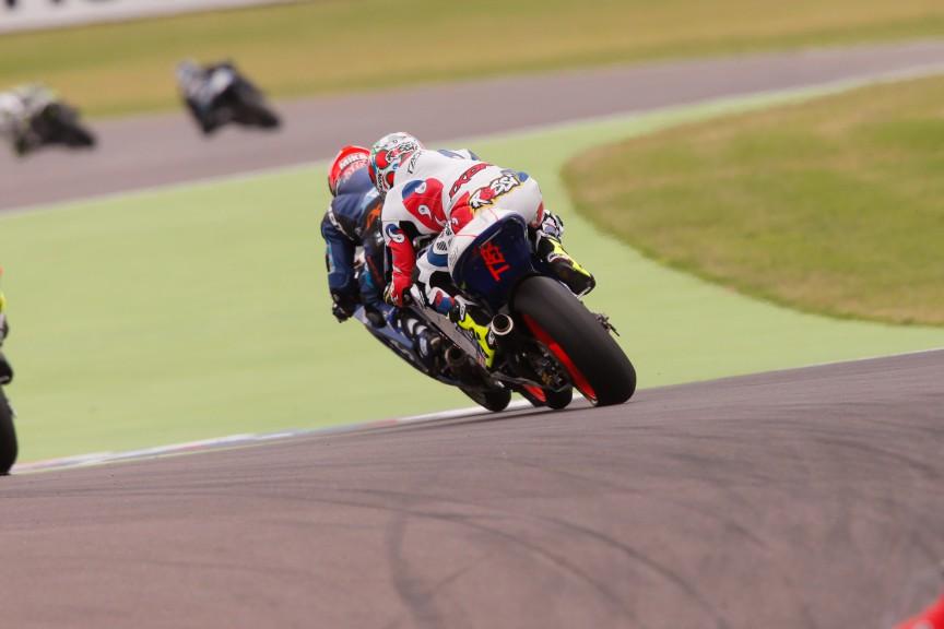 Moto2 Action, ARG FP2