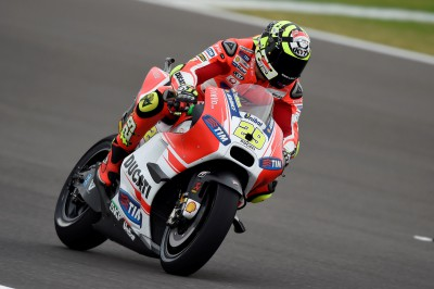 "Iannone: ""There are a few things to improve with the setup"""
