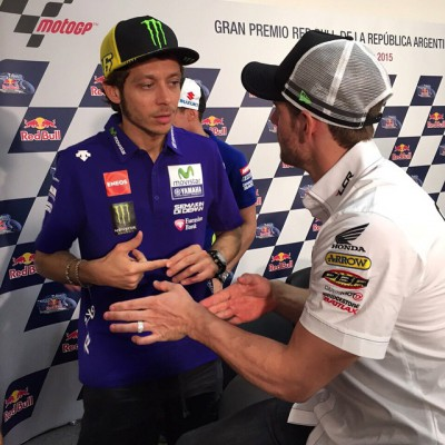 'So that's my plan of overtaking this weekend...',- @calcrutchlow explains