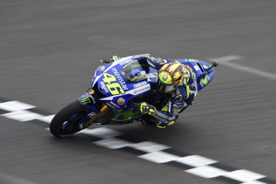 "Rossi: ""The big issue is the tyres"""