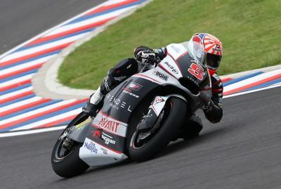 Argentinische Pole für in der Moto2™