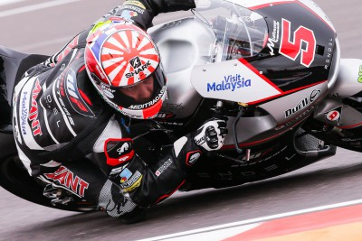 Zarco claims pole with fastest ever Moto2™ lap in Argentina