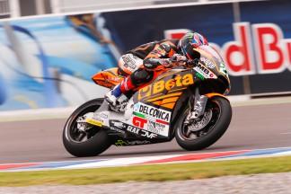 Lowes, Zarco & Rins in Moto2™ FP3 vorn