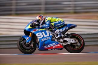 Maverick Viñales, Team Suzuki MotoGP, ARG Q2