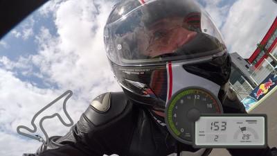 GoPro™ OnBoard lap of Termas de Río Hondo Circuit