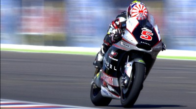 Zarco in pole position all' #ArgentinaGP