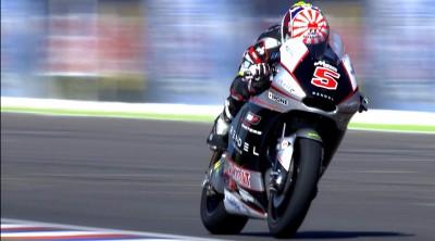 Zarco signe la pole Moto2™ en Argentine