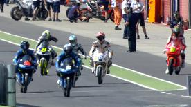 The full Qualifying session of the Moto3™ World Championship in Argentina.