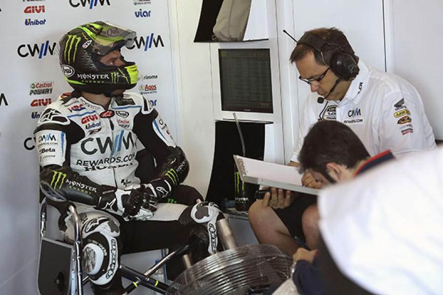 Cal Crutchlow, CWM LCR Honda, ARG Q1
