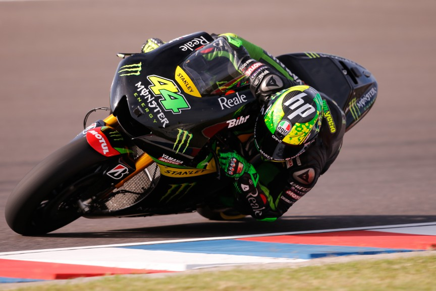 Pol Espargaro, Monster Yamaha Tech 3, ARG Q1