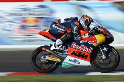 Oliveira takes 2nd career pole in Argentina