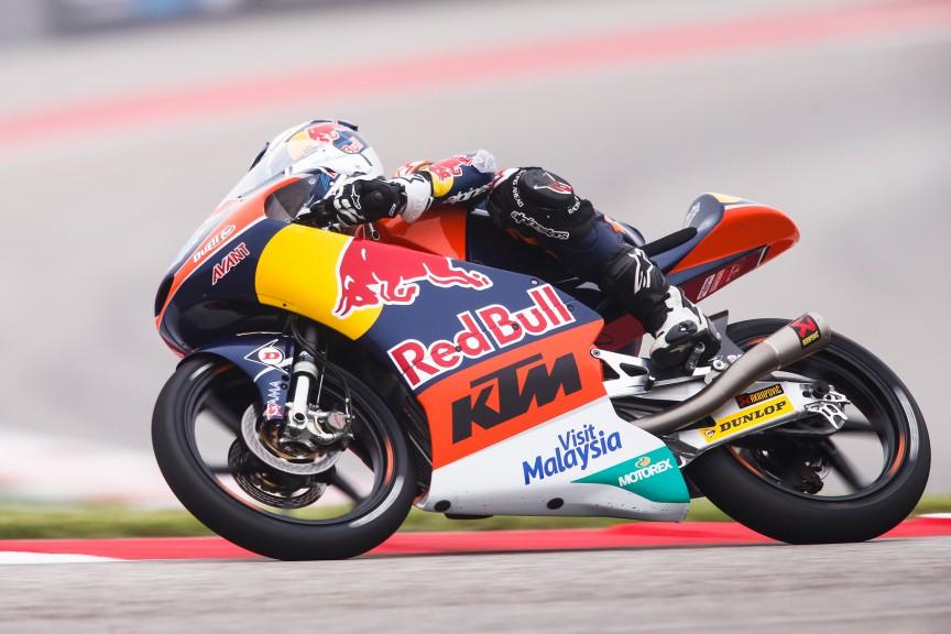 Miguel Oliveira, Red Bull KTM Ajo, ARG FP3