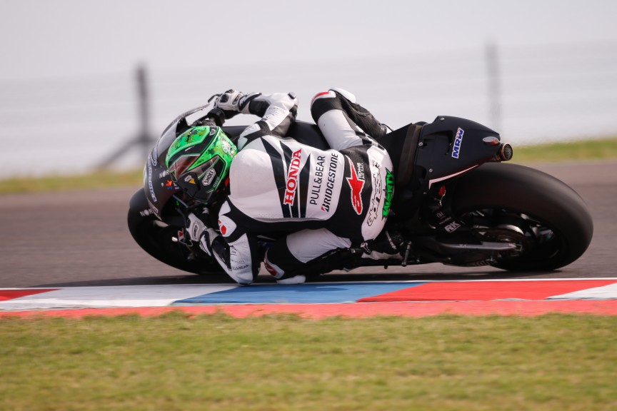 Eugene Laverty, Aspar Team MotoGP, ARG Q1