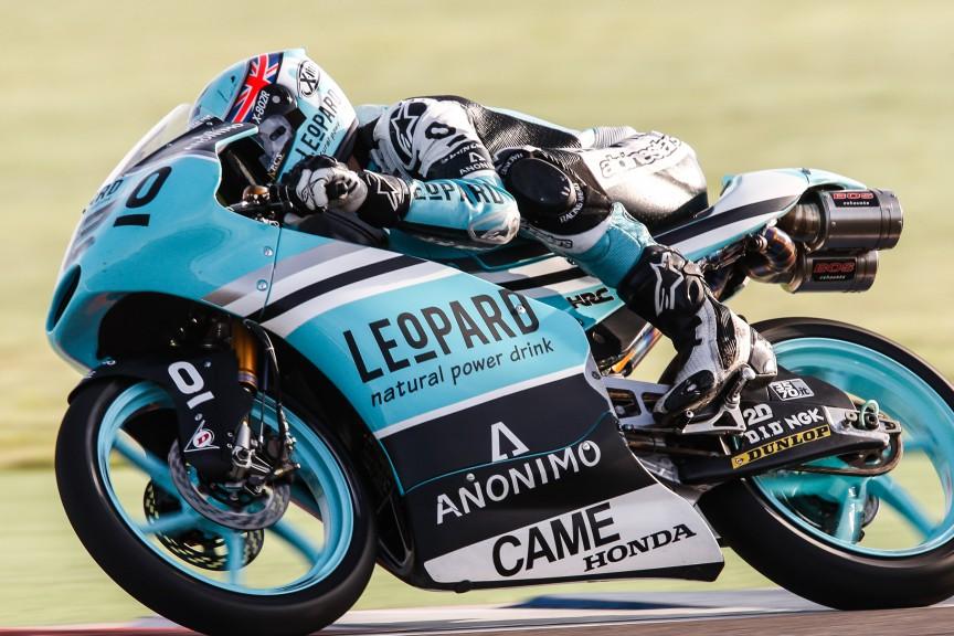 Danny Kent, Leopard Racing, ARG QP