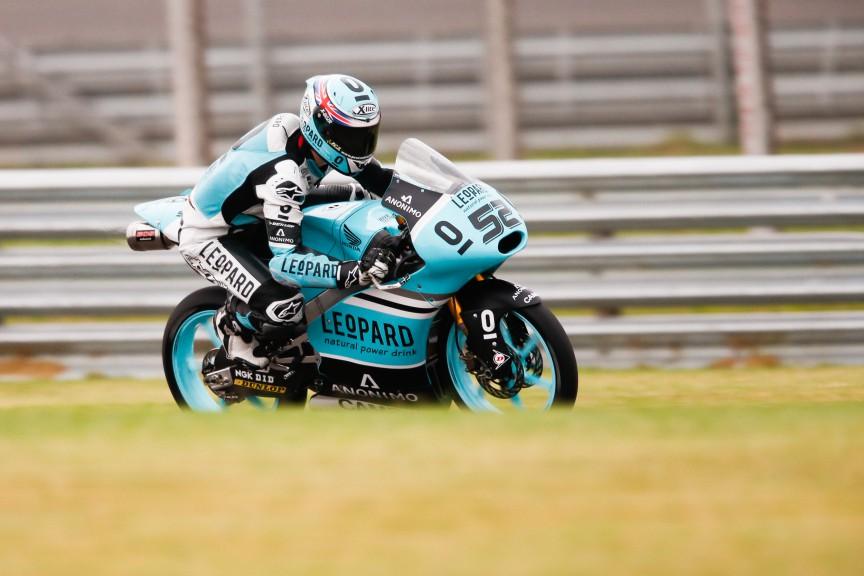 Danny Kent, Leopard Racing, ARG FP3