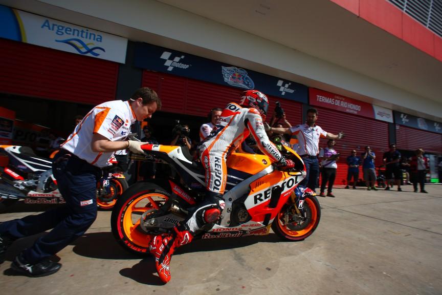 Marc Marquez, Repsol Honda Team, COTA Q2