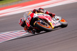 Marquez quickest in FP4 ahead of Crutchlow & Lorenzo