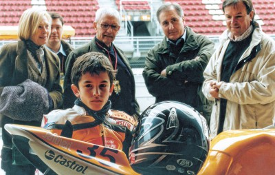 Dorna propose a fitting tribute to Joan Moreta