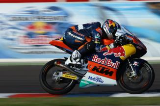 Oliveira takes second career pole for #ArgentinaGP