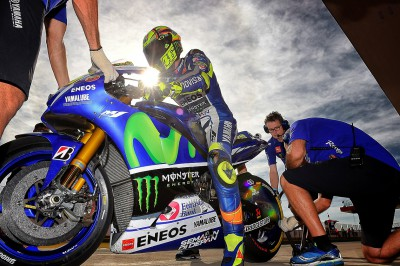 "Rossi: ""I could do better"""