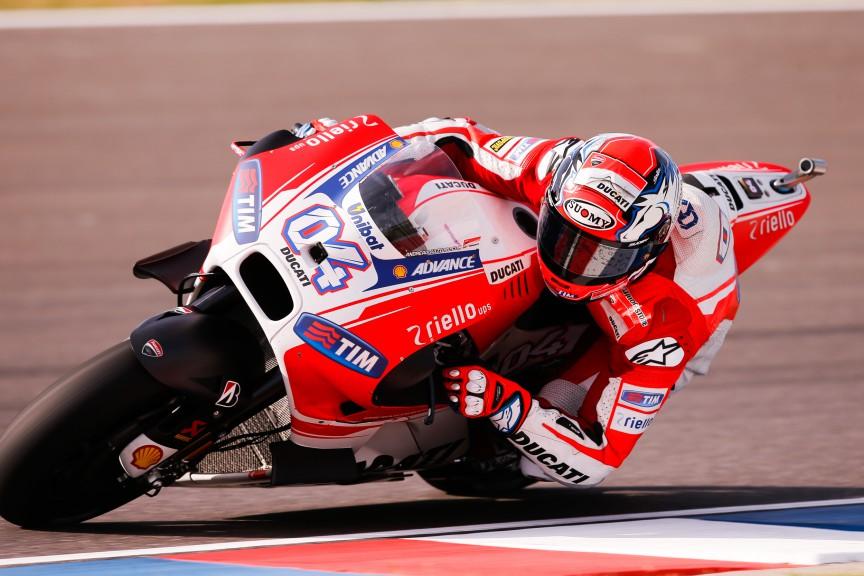 Andrea Dovizioso, Ducati Team, ARG
