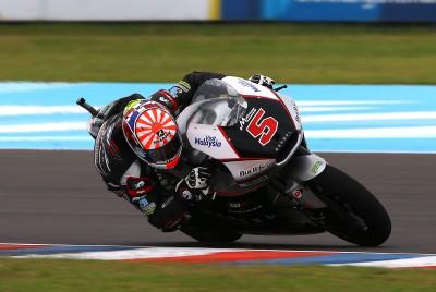 Prima vittoria in Moto2™ per Zarco