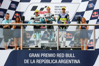 Kent takes back-to-back victories in Moto3™