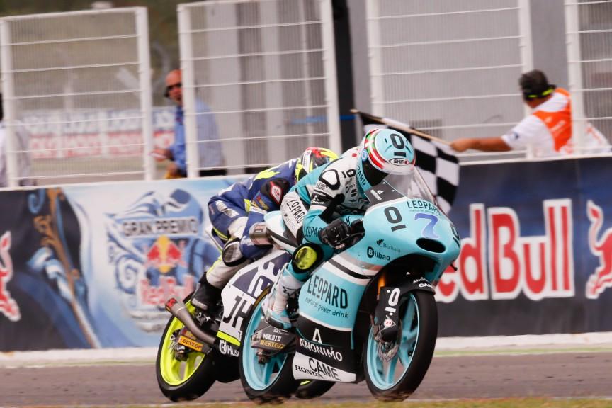 Efren Vazquez, Leopard Racing, ARG RACE