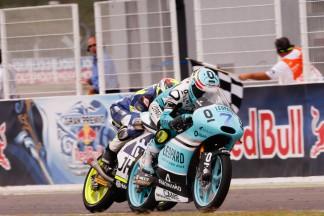 Vazquez: 'Das Rennen war von Anfang an hart'