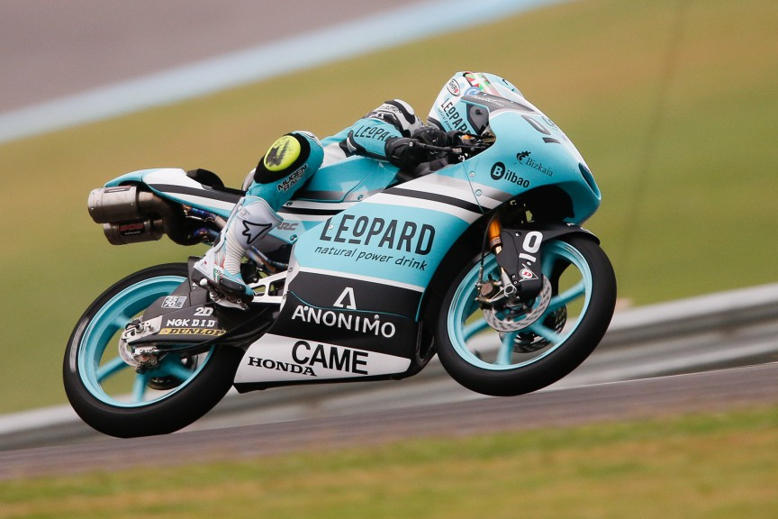 Efren Vazquez, Leopard Racing, ARG WUP