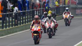 The full Warm Up session for the MotoGP™ World Championship in Argentina.
