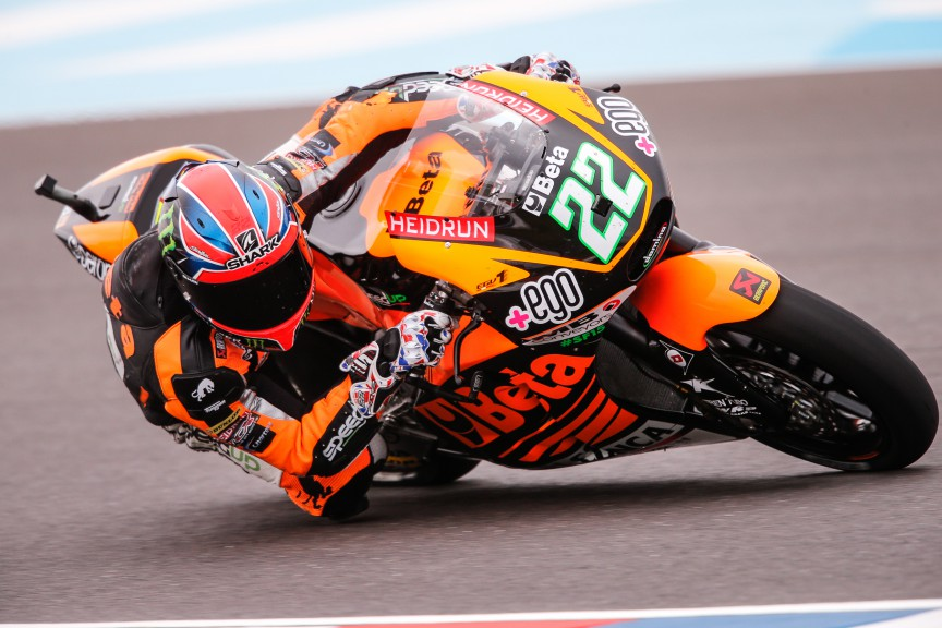 Sam Lowes, Speed Up Racing, ARG RACE