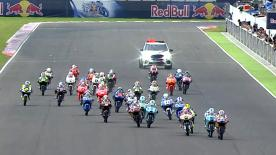 The full race session of the Moto3™ World Championship in Argentina.
