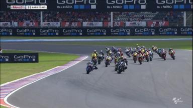 Argentinien Moto2™ Rennen
