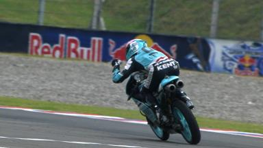Kent runs away with Moto3™ victory at #ArgentinaGP