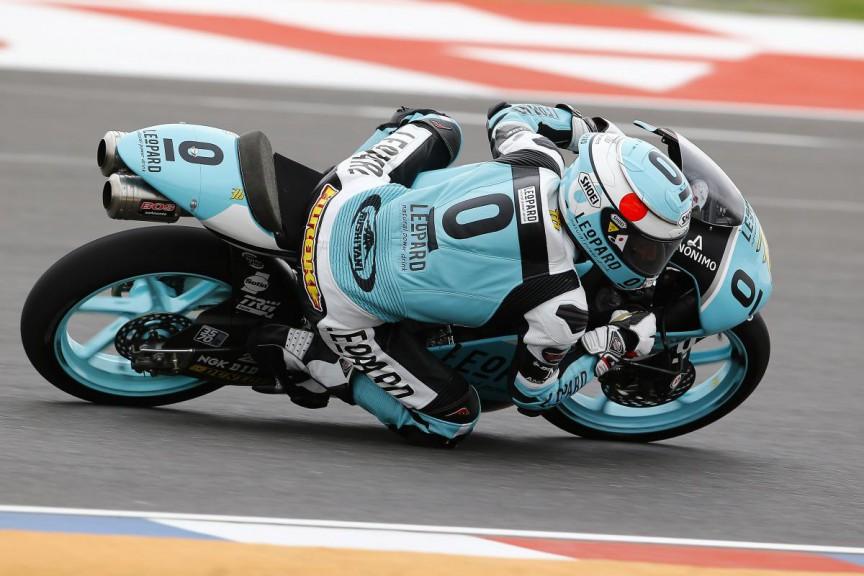 Danny Kent, Leopard Racing, ARG RACE