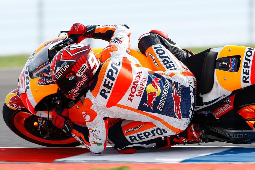 Marc Marquez, Repsol Honda Team, ARG