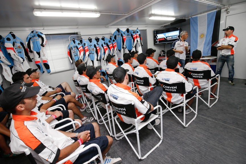 Argentina Race Team School
