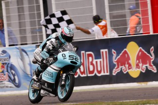 Kent foge para a vitória de Moto3™ no #ArgentinaGP