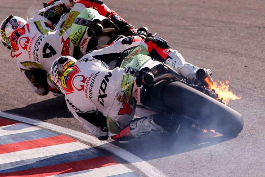 Yonny Hernandez, Pramac Racing, ARG RACE