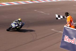 Valentino Rossi, Movistar Yamaha MotoGP, ARG RACE