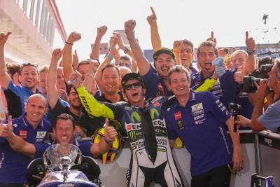 Rossi: 'La clave ha sido concentrarnos en nosotros mismos'