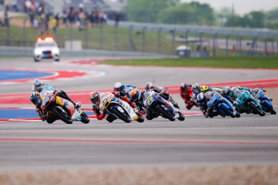 Quick guide to the #ArgentinaGP Moto3™race