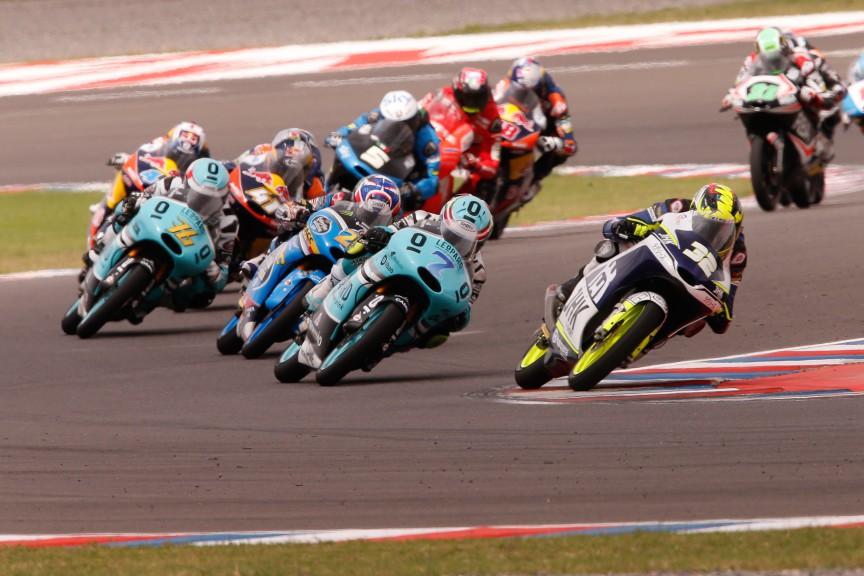 Moto3 Argentina Race